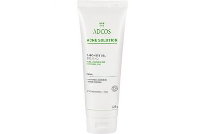Acne Solution Sabonete Gel Secativo