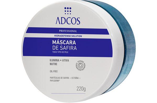 Hidradefense Solution Máscara de Safira