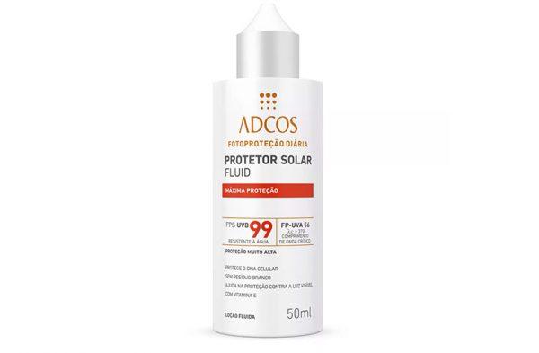 Protetor Solar Máxima Proteção FPS 99 Fluid