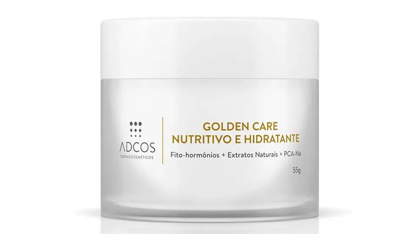 Golden Care Creme Nutritivo e Hidratante Facial