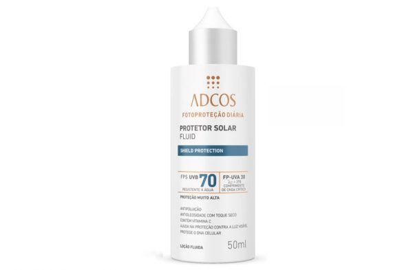 Protetor Solar Fluid Shield Protection FPS 70