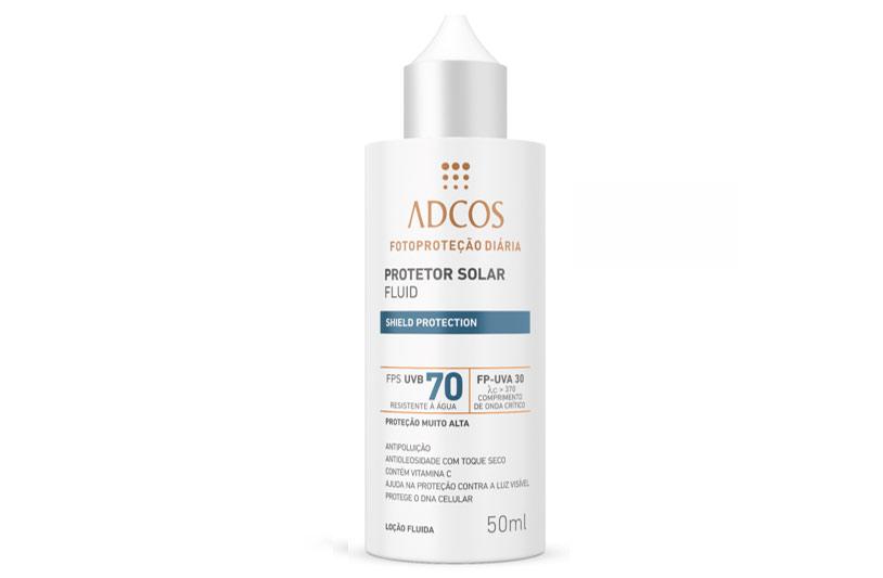Protetor Solar Fluid Shield Protection FPS 70