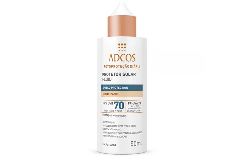 Protetor Solar Fluid Shield Protection FPS 70 Tonalizante