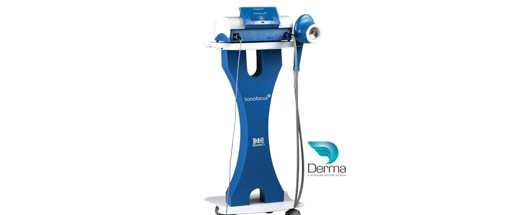 Sonofocus Ibramed Ultracavitação Derma Br