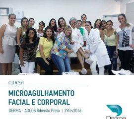 29/02 – Microagulhamento – Ribeirão Preto | Curso