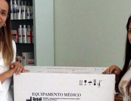 Mais um super treinamento personalizado Derma Ibramed com a Kamila Loredo – Franca/SP