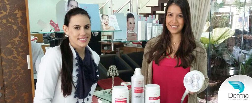 Glenda Honório Silva escolheu a Derma para montar seu Espaço de Estética e Beleza   Ribeirão Preto
