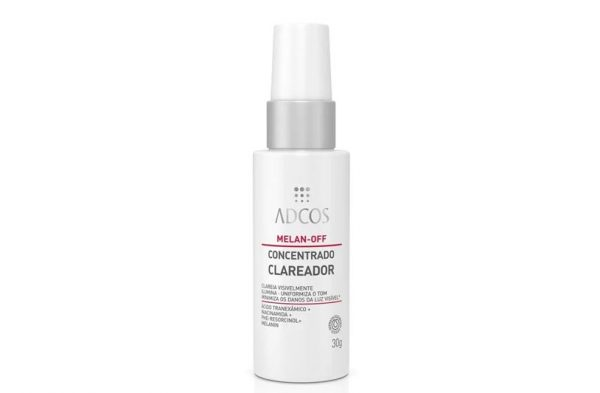 Melan-Off Concentrado Clareador 30ml