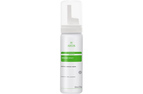 Acne Solution Mousse Impact 55ml