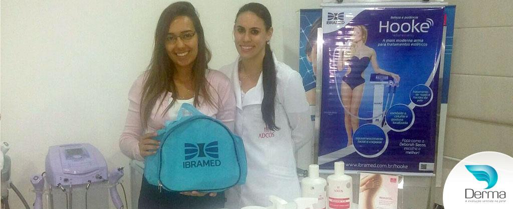 Amanda Dias Ribeiro de Ituverava investiu na tecnologia Sonopulse III Ibramed