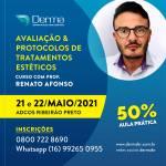 21 e 22/05 - Avaliação & Protocolos de Tratamentos Estéticos