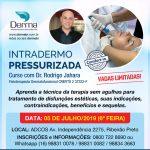 05/07 - Intradermo Pressurizada com Dr Rodrigo Jahara