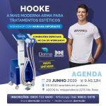 08/06 - HOOKE A mais moderna arma para tratamentos estéticos Workshop