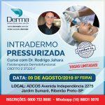 Intradermo Pressurizada com Dr Rodrigo Jahara