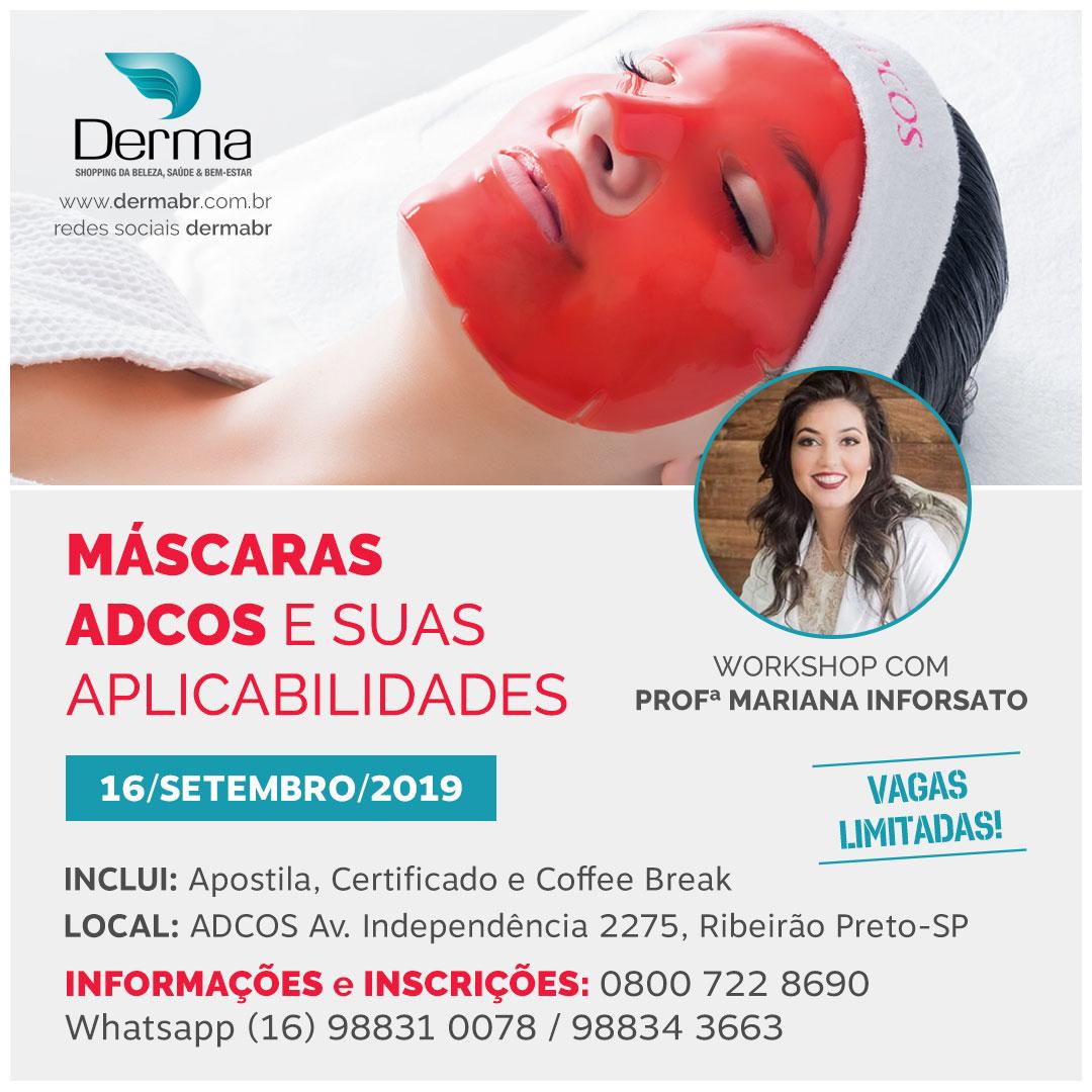 16/09 - Máscaras ADCOS e suas Aplicabilidades
