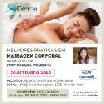 30/09 - Melhores Práticas em Massagem Corporal