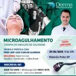 29/06 - Microagulhamento Terapia de Indução de Colágeno