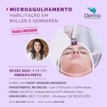 09/12 - Microagulhamento Habilitação em Roller e Dermapen
