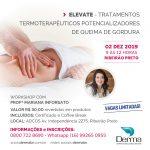 02/12 - Elevate Tratamentos Termoterapêuticos Potencializadores de Queima de Gordura