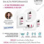 27/02 - Concentrados Estereis em Alta Performance