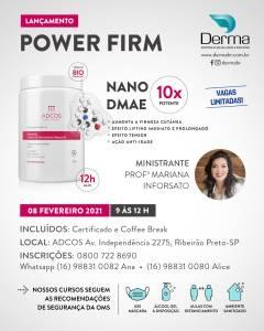 Power Firm Lançamento